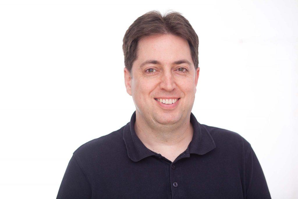 Entwickler Ben Knüttgen