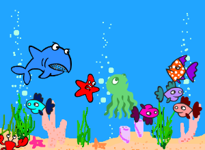 Aquarium Pong